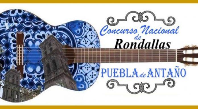 Concurso Nacional de rondallas Puebla de Antaño