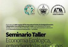 Seminario Taller Economía Ecológica
