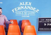 "Alex Fernández ""Ojalá se llene"""