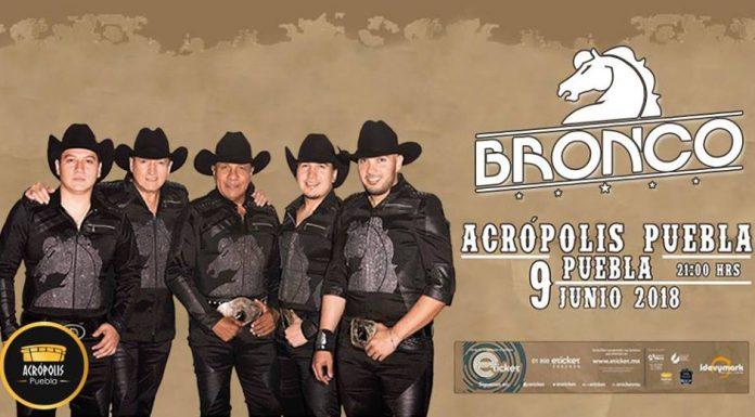 Bronco en Acrópolis Puebla