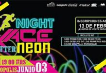 Night Race NEON #Puebla
