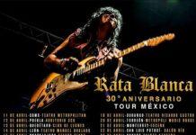 Rata Blanca #Puebla