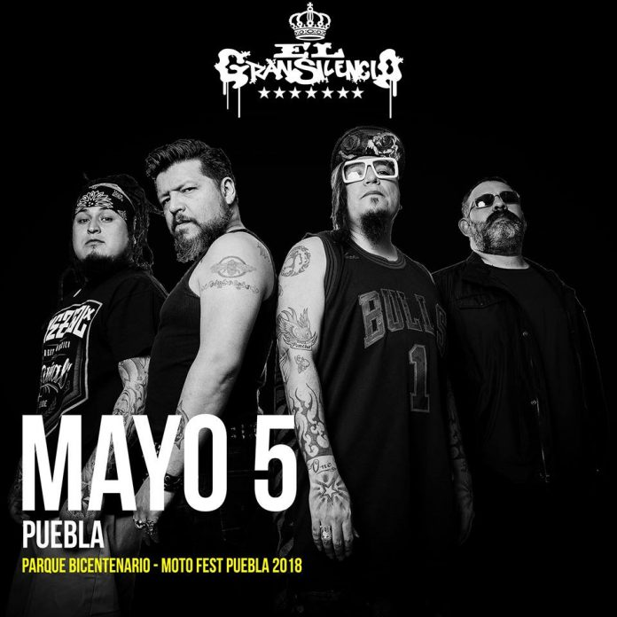 El Gran Silencio en Puebla (MotoFest Puebla 2018)