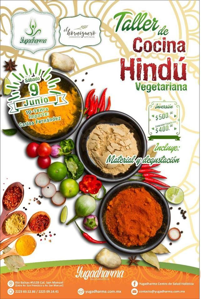 Curso de cocina hind 9 de junio pueblamio com - Cursos de cocina zaragoza ...