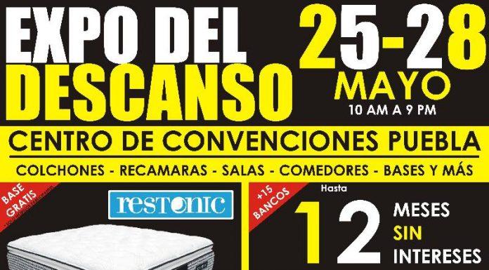 Expo del Descanso . 25 al 28 de mayo
