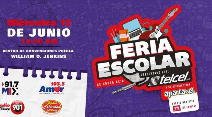 Feria Escolar . 13 de junio