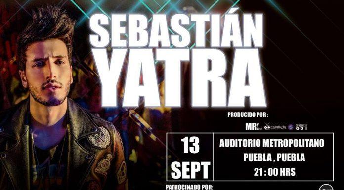 Sebastián Yatra . 13 de septiembre