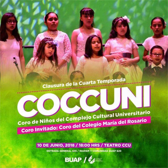 COCCUNI . 10 de junio