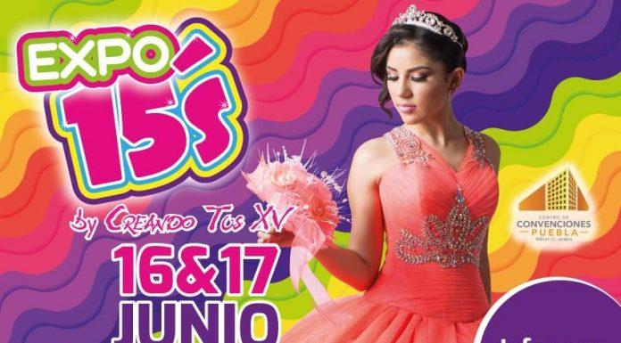 Expo 15's . 16 y 17 junio