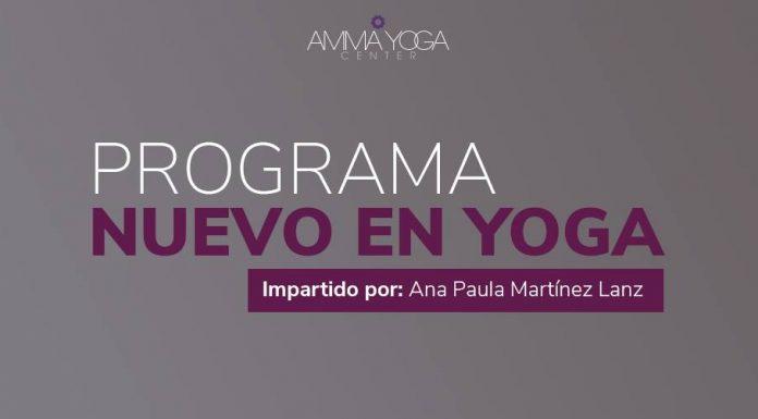 Nuevo en Yoga