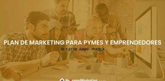 Plan de Marketing para PyMEs y emprendedores 26 y 27 de Junio