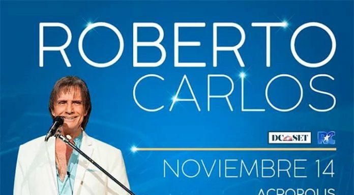 Roberto Carlos En #Puebla