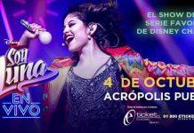 Soy Luna #Puebla