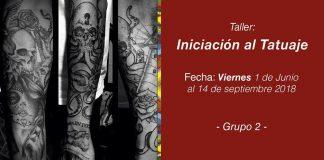 Taller de Iniciación al Tatuaje- Viernes
